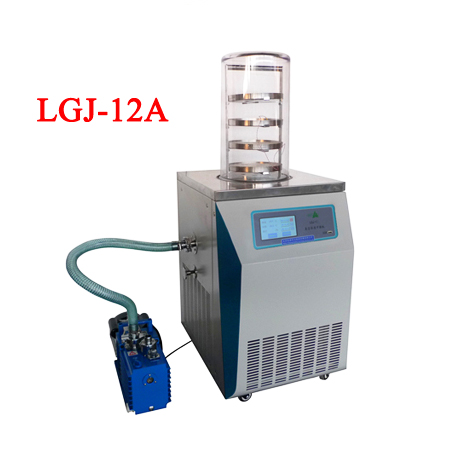 LGJ-12A FREEZE DRYER