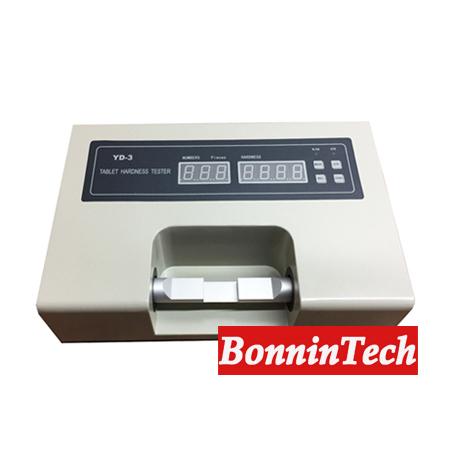 Tablet hardness tester